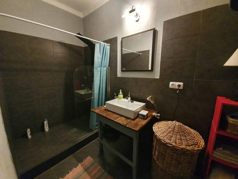 Salle de bain Quinta Cavaluz